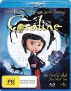 Coraline [Region B] [Blu-ray]