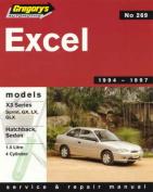 for for  for  for  for  for  for  for  for Hyundai        Excel 1994-1997 Manual