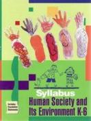 Human Society and Its Environment, K-6 Syllabus