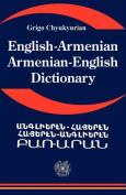 English Armenian; Armenian English Dictionary