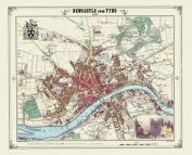 Newcastle 1858