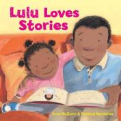 Lulu Loves Stories [Board book]