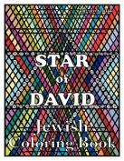 Star of David Jewish Coloring Book