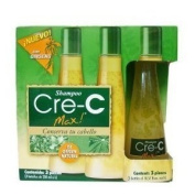 Shampoo Cre-C Max! Ahora Con Gingseng - Cre-C Max! Now With Gingseng