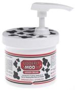 Udderly Smooth Udder Cream, Skin Moisturiser, 300ml Jar with Dispenser Pump