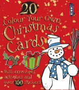 Colour Your Own Christmas Cards