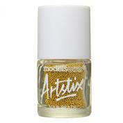 Models Own Artstix Nail Beads Gold