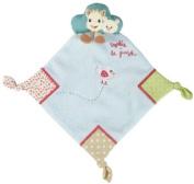 Vulli Sophie the giraffe Baby comforter, comfort blanket in Gift Box