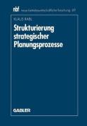 Strukturierung Strategischer Planungsprozesse  [GER]