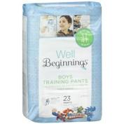 Walgreens Premium Training Pants Boy, 3T/4T, 23 ea