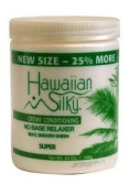 Hawaiian Silky creme conditioning NO BASE RELAXER SUPER 590ml