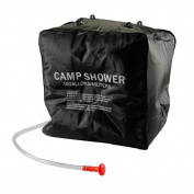 40 Litres CAMPING Camp Portable Outdoor SOLAR Shower