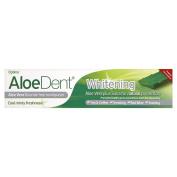 AloeDent Whitening 100 ml Aloe Vera Plus Silica Fluoride-Free Toothpaste - Pack of 3