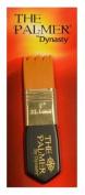 The Palmer by Dynasty - 2.5cm Taklon Wave Palmer Brush