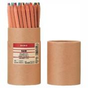MOMA MUJI 60 coloured Pencils in Tube