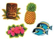 Luau Cutouts