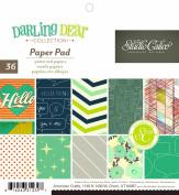 Darling Dear-6x6 Paper Pad