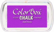 ColorBox Chalk Mini Ink Pad, Dark Peony
