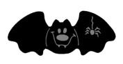 Lasting Impressions Brass Stencil - Bat