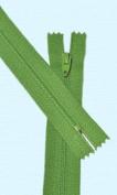 23cm Zipper Talon #3 Skirt & Dress Closed Bottom ~ Emerald