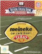 2012 Meineke Car Care Bowl Patch - Minnesota vs Texas Tech