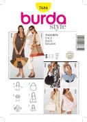 Burda 7684, Handbags, OSZ
