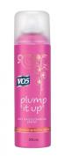 VO5 Plump It Up Dry Backcomb Spray 200 ml