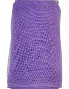 Decorative Mesh Ribbon - 10 Yards X 50cm - Pastel Purple