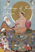 Writings of Kahlil Gibran