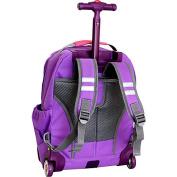 J World New York Aroma Rolling Backpack