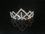 Wedding Crown Bridal Tiara Rhinestone Crown for Bridal, Pageants, Proms, Christmas Gift C2
