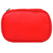 Samsonite Toiletry Bag Move Cosmetic Cases Make-Up Case, Small, Poppy Red 56082 1710
