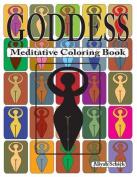 Goddess Meditative Coloring Book