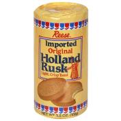 Reese Holland Rusk Light, Crisp Toast, 100ml Package