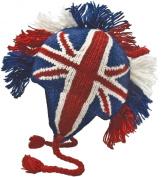 Nirvanna Designs CH82B British Mohawk Hat with Fleece