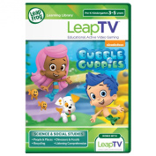LeapFrog LeapTV Learning Game Nickelodeon Bubble Guppies