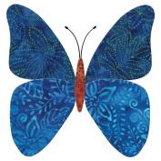 Go! Fabric Cutting Dies-Butterfly By Edyta Sitar 20cm x 19cm
