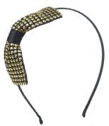 Gold Bow Headband