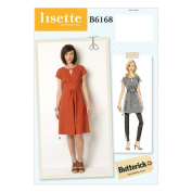 Butterick Patterns B6168A50 Misses' Tunic and Dress Sewing Template, A5