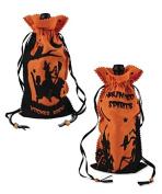 Bethany Lowe Halloween Silhouettes Felt Bottle Gift Bags
