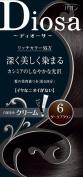 Essence 10g of PAON Diosa cream 6 Dark Brown 40g + 40g hair