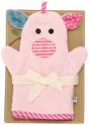 Z OOCCHINI Pinky the Piglet Bath Mitt