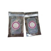 WellieSTR 2 PCS Individual False Eyelash Stand Silicone Pad Lash Tray Holder Eyelash Extension Protective Film Rectangle