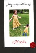 Jacqueline Landry Knitting Pattern - Blithe Sundress for Babies and Girls