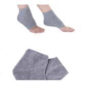 Dr. Pedi Feet care Moisturising gel heel socks soft heel sleeves Cracked Heel insole