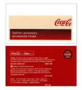 Coca-Cola Polar Bear Coin Pouch/Makeup Bag - Beige [Misc.]