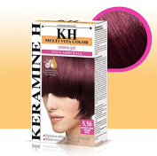 5,56 Light Brown Red Mahogany Without Ammonia