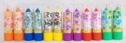 Magic Mood Changing Colour Lipstick Aloe Vera 6 Colours 12 Pc Lot