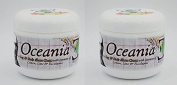 2 Pack Oceania Leg & Body Shave Cream - Do Your Skin a Favour