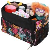 kilofly Baby Nappy Bag Insert Organiser Purse Handbag Liner, 12 x 21cm x 16cm
